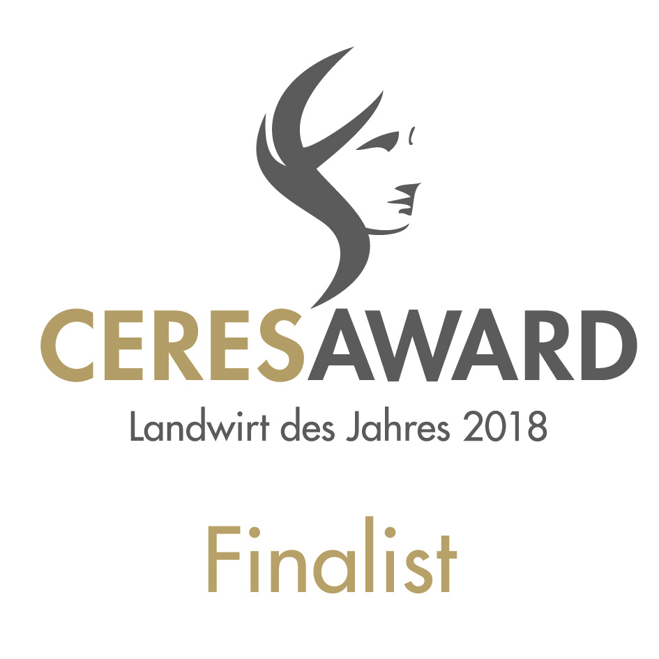 CeresAward 2018 Finalist